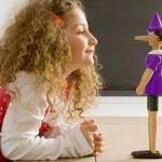 Copiii – intre fantezii si minciuna